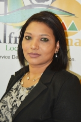 Tasneem Shaik Secretary Finance DOF